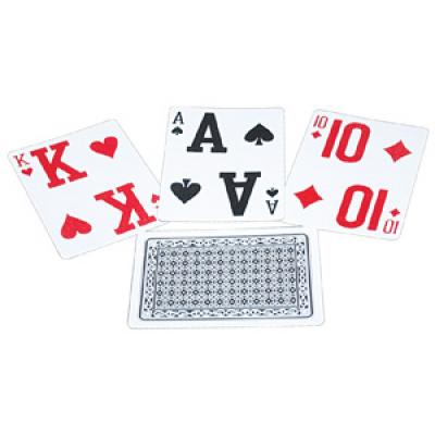 Méga cartes à jouer