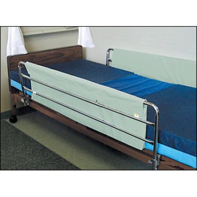 Coussins de protection pour barreaux de lit