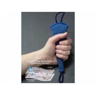 Ventopedic -Cône anticontracture en forme de carotte