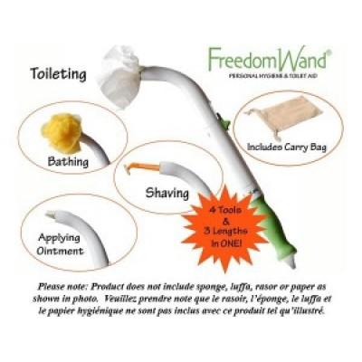 Aide à la toilette intime « Freedom Wand »