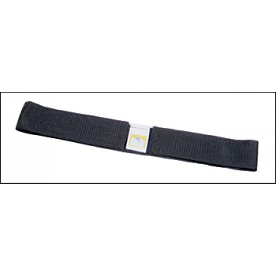 Attaches pour les jambes robuste avec crochets et anneaux - 35.5 cm
